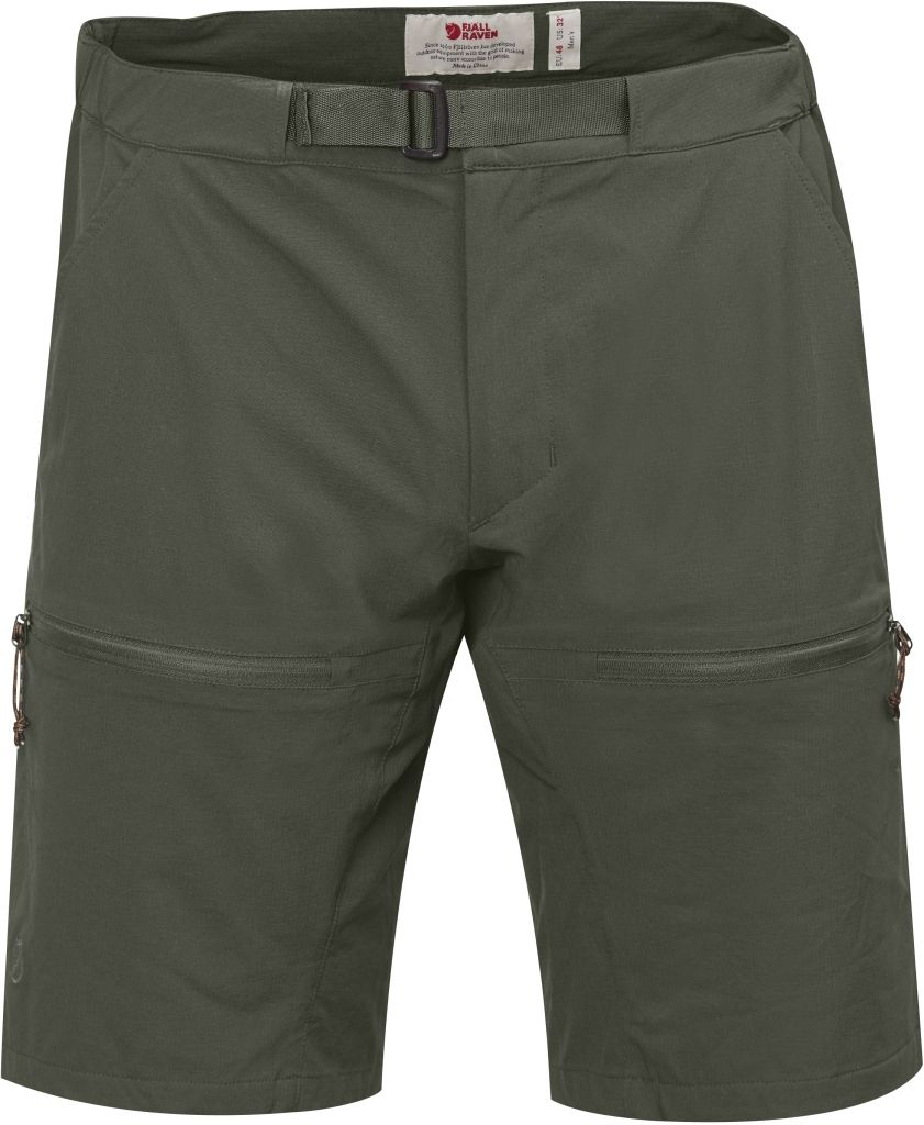 FjallRaven High Coast Hike Shorts Mountain Grey-30