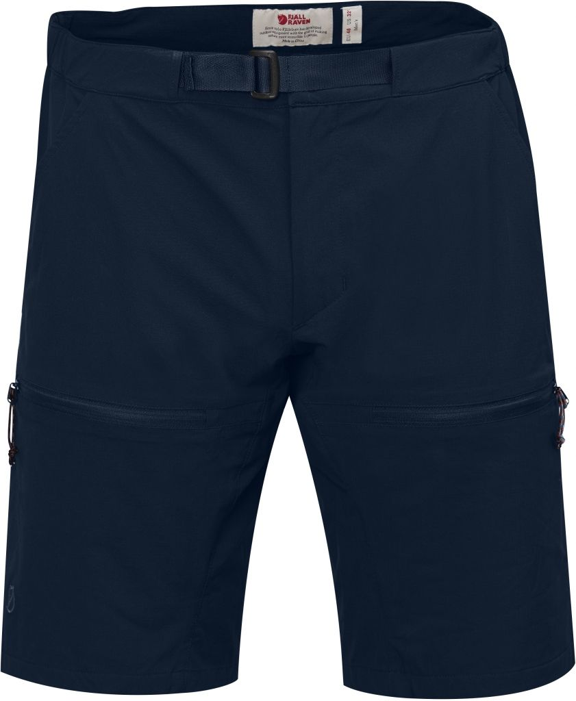 FjallRaven High Coast Hike Shorts Navy-30