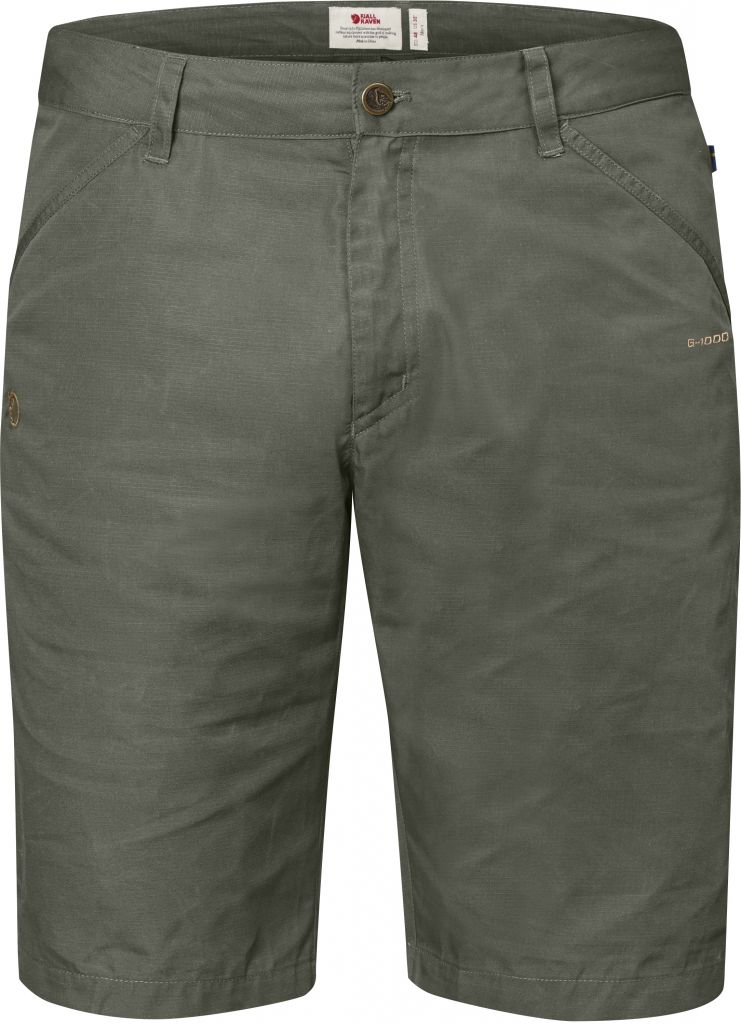 FjallRaven High Coast Shorts Mountain Grey-30