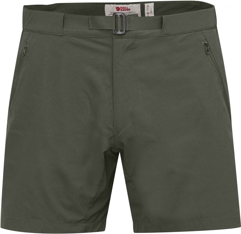 FjallRaven High Coast Trail Shorts Mountain Grey-30