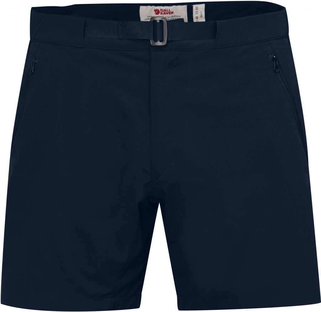 FjallRaven High Coast Trail Shorts Navy-30