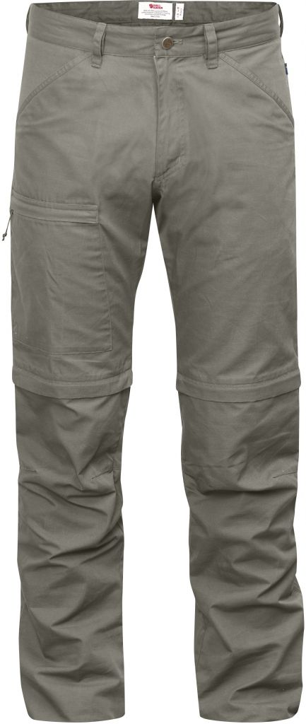 FjallRaven High Coast Trousers Zip-Off Fog-30