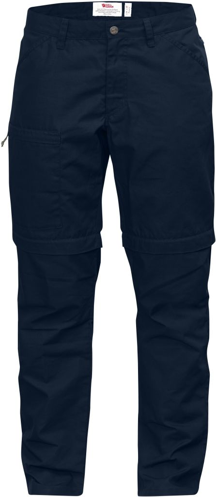 FjallRaven High Coast Trousers Zip-Off W Navy-30