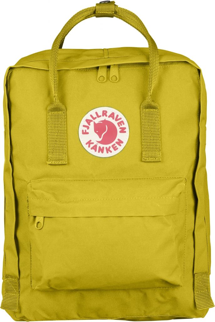 FjallRaven Kanken Birch Green-30