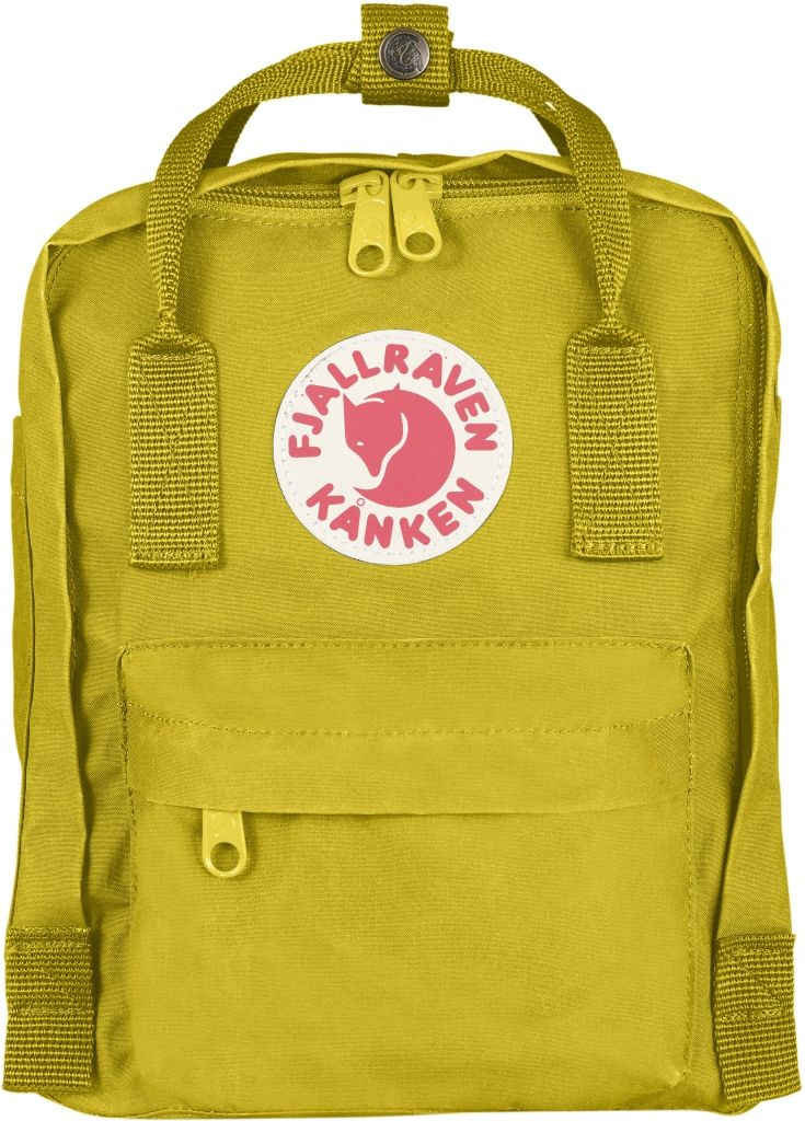 FjallRaven Kanken Mini Birch Green-30