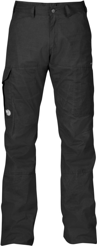 FjallRaven Karl Pro Trousers Black-30