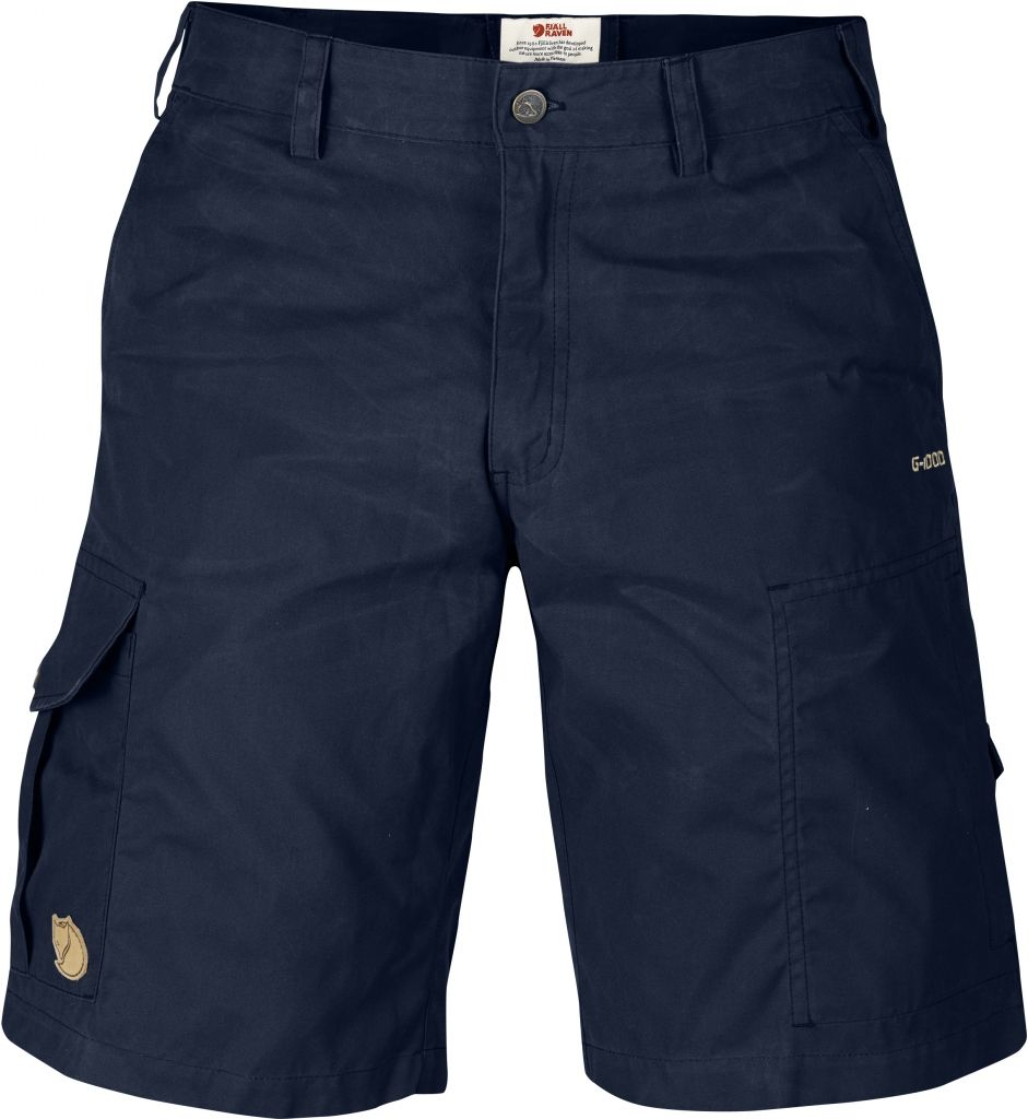 FjallRaven Karl Shorts Dark Navy-30