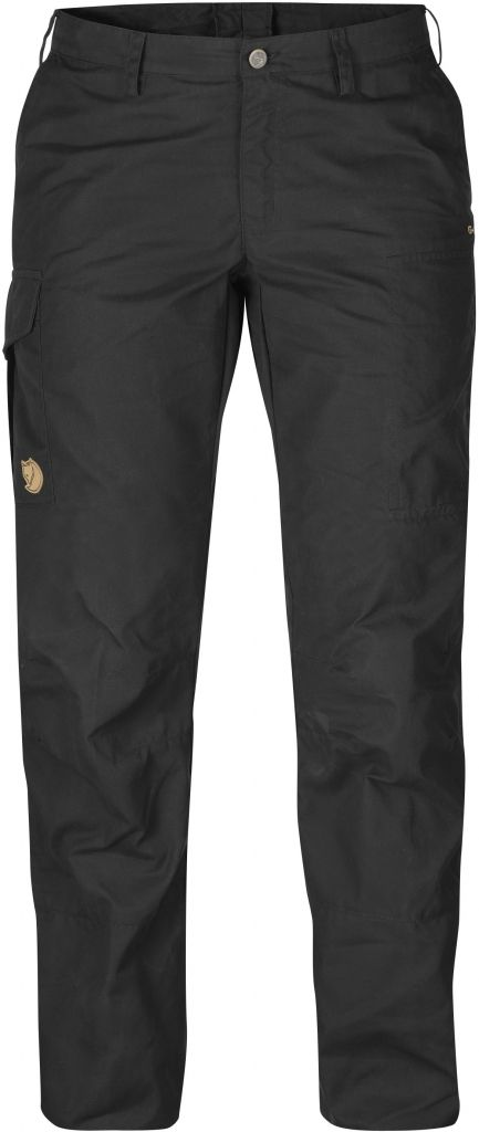 FjallRaven Karla Pro Trousers Curved Dark Grey-30