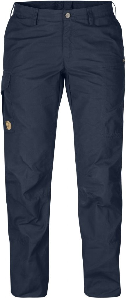FjallRaven Karla Pro Trousers Curved Dark Navy-30