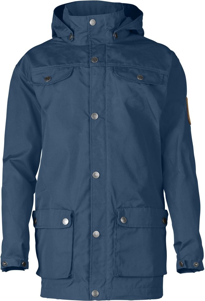 FjallRaven Kids Greenland Jacket Uncle Blue-30