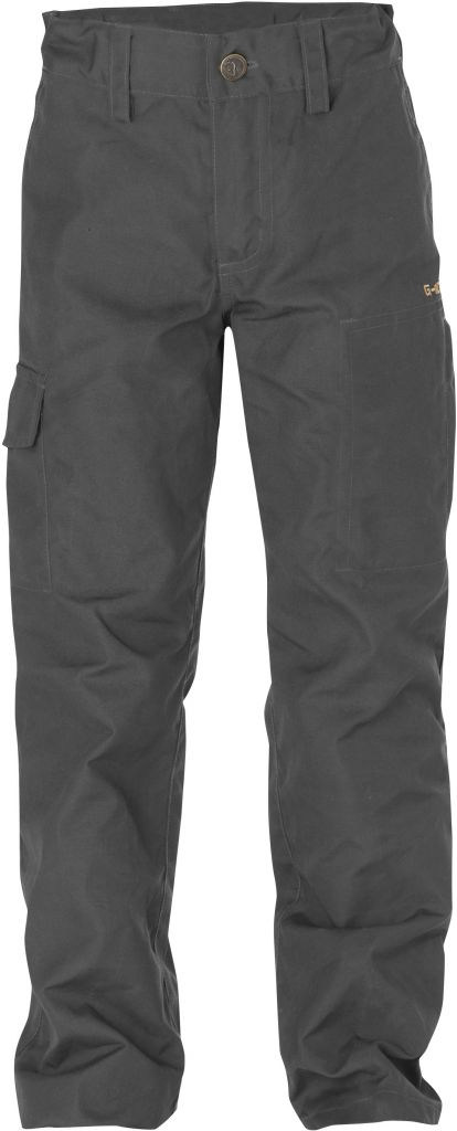 FjallRaven Kids Övik Trousers Dark Grey-30