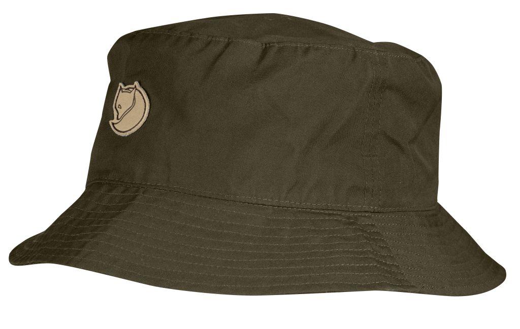 FjallRaven Kiruna Hat Dark Olive-30