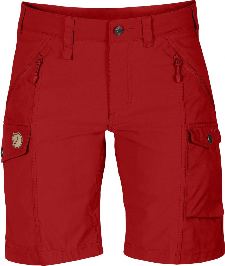FjallRaven Nikka Shorts Red-30