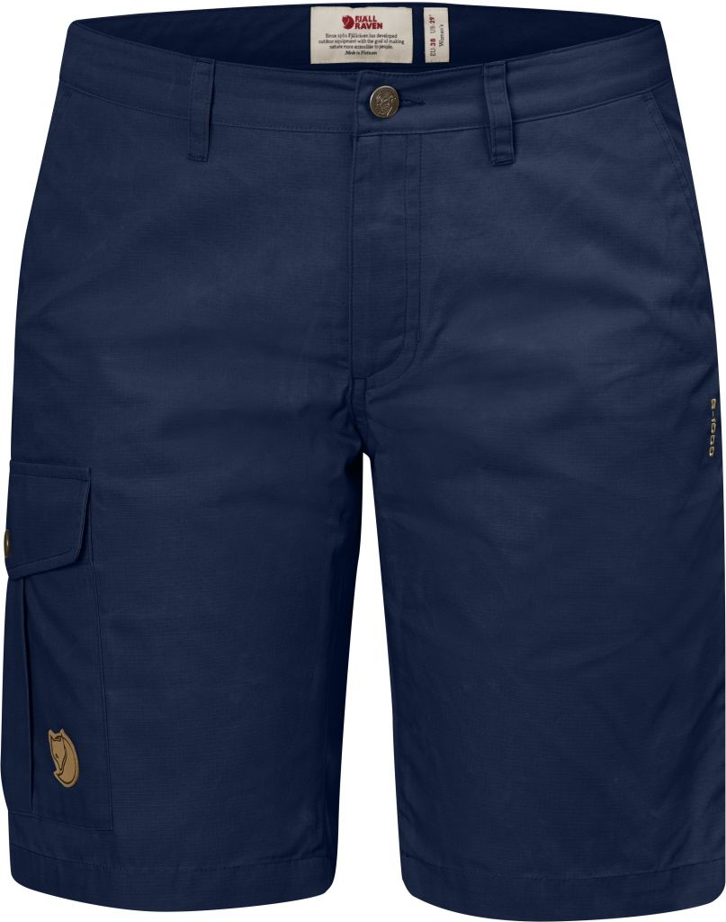 FjallRaven Övik Shorts W Dark Navy-30