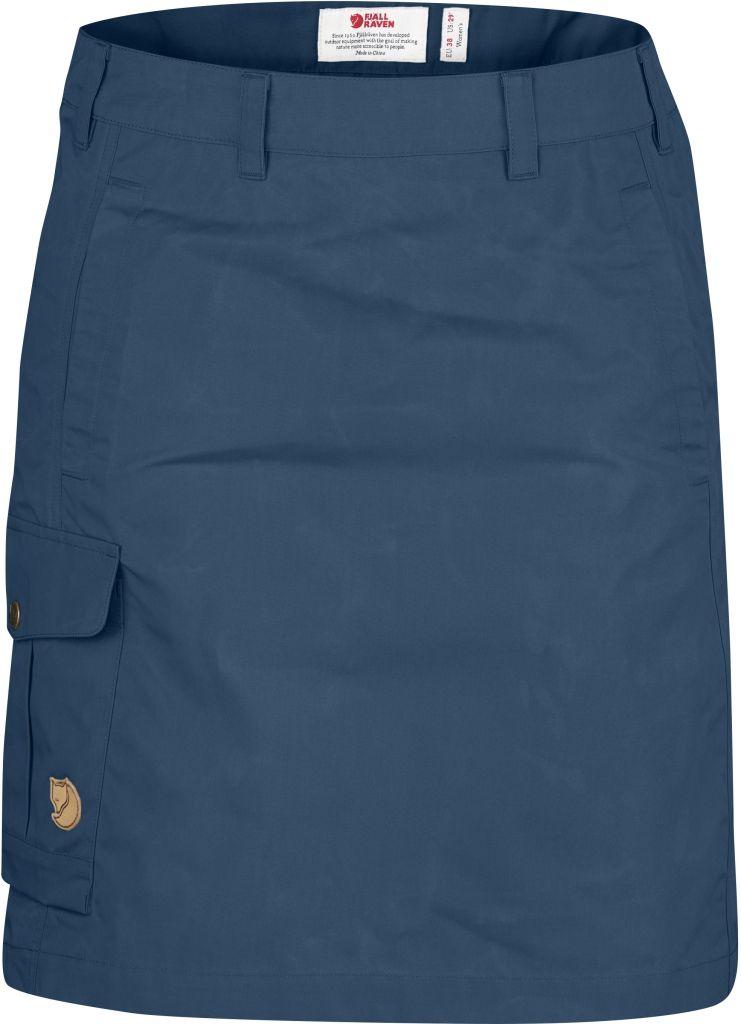 FjallRaven Övik Skirt Uncle Blue-30