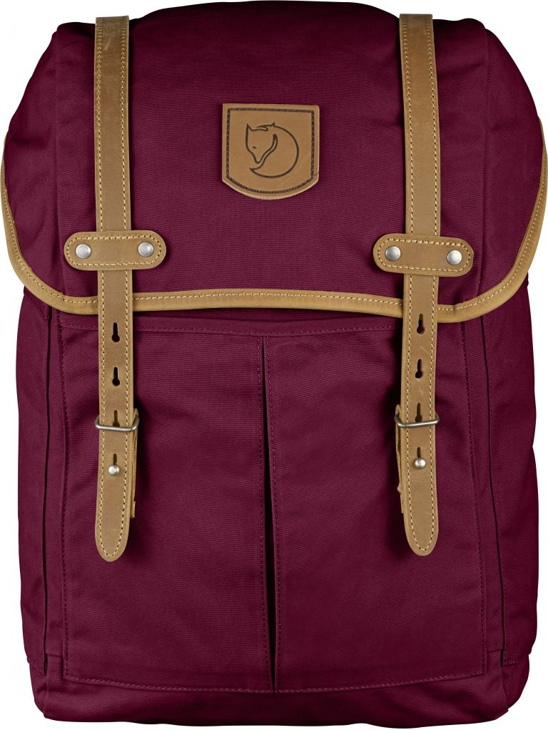 FjallRaven Rucksack No.21 Medium Plum-30