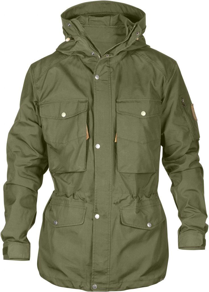 FjallRaven Sarek Trekking Jacket Green-30