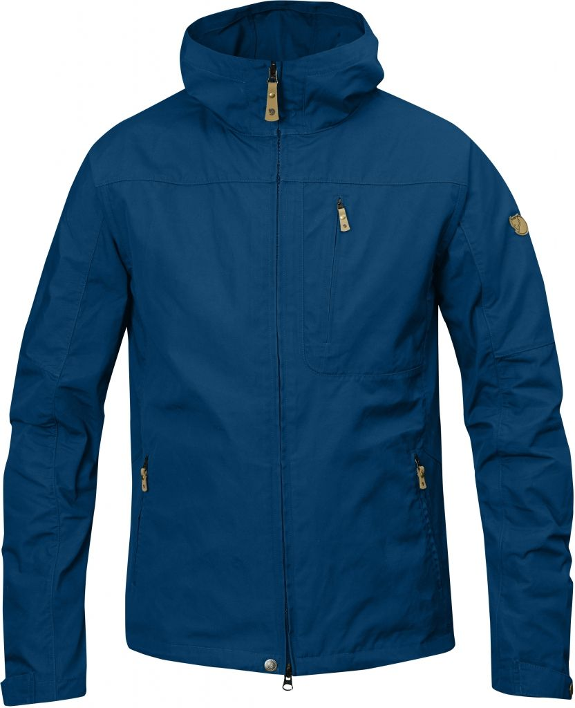 FjallRaven Sten Jacket Lake Blue-30