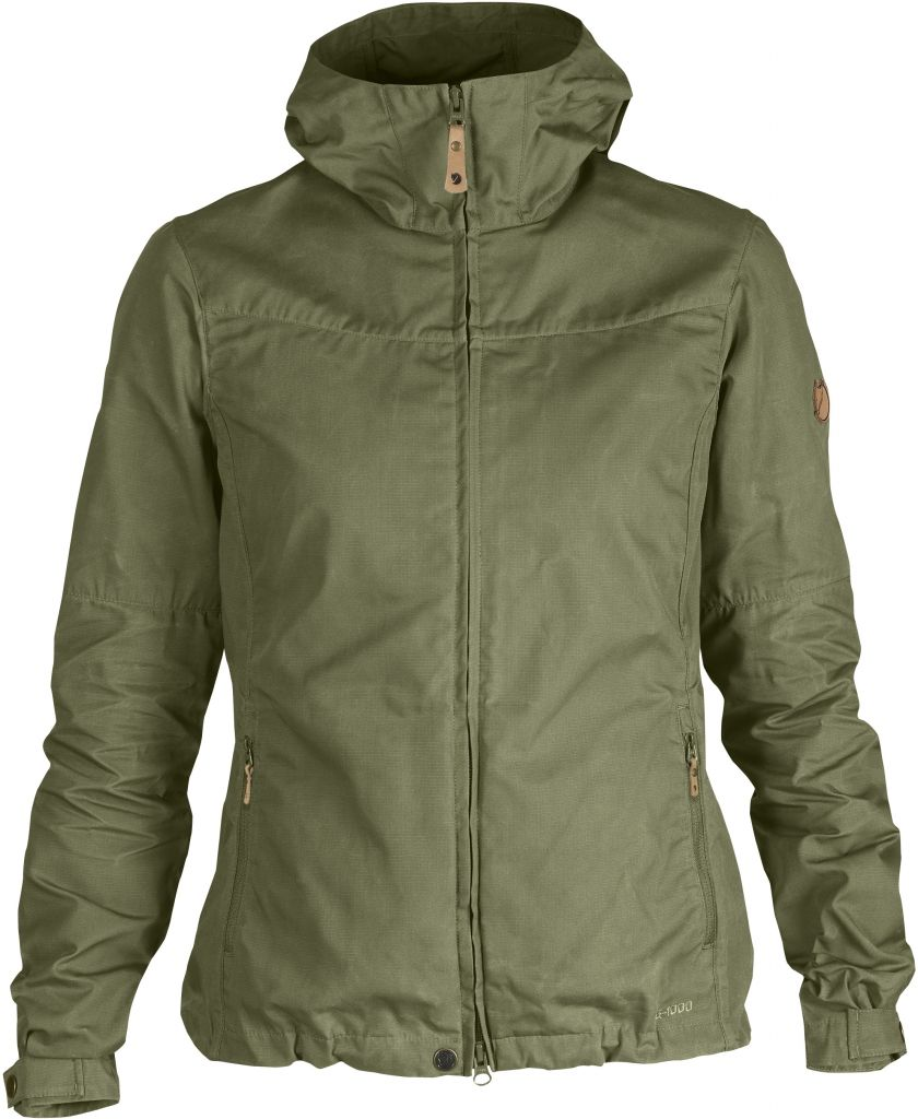 FjallRaven Stina Jacket Green-30