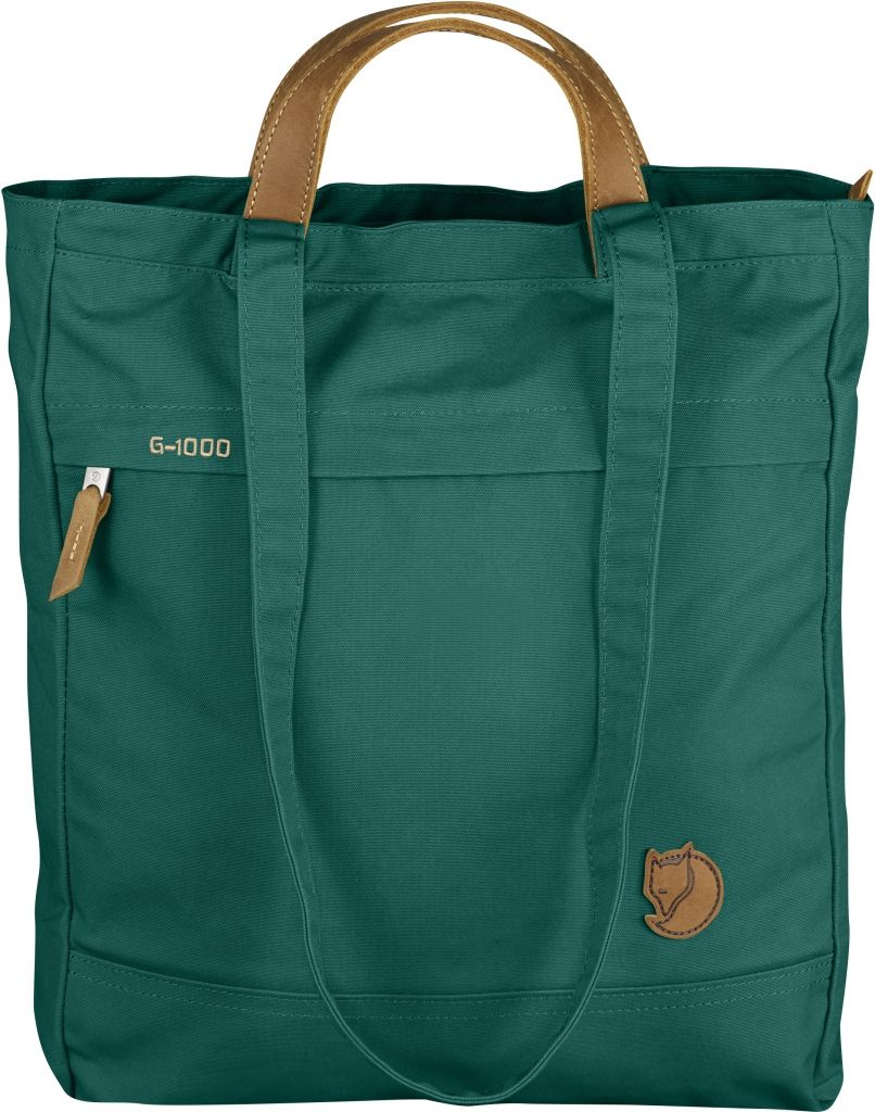 FjallRaven Totepack No.1 Copper Green-30