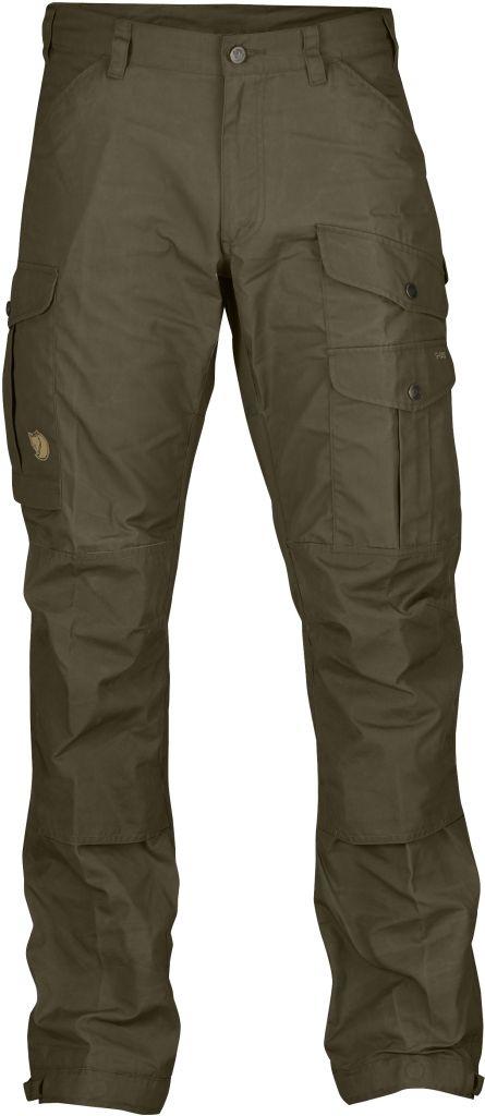 FjallRaven Vidda Pro Trousers Dk.Olive-Dk.Olive-30