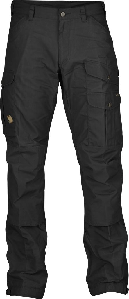 FjallRaven Vidda Pro Trousers Black-Black-30