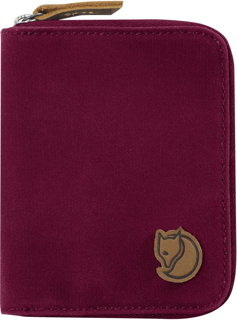 FjallRaven Zip Wallet Plum-30