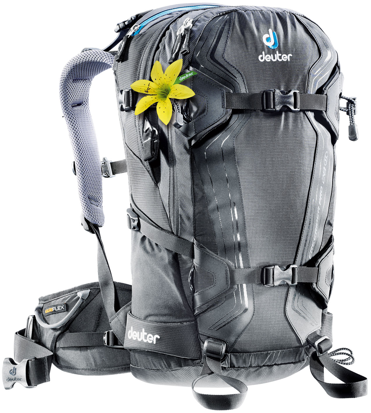Deuter Freerider Pro 28 SL black-30