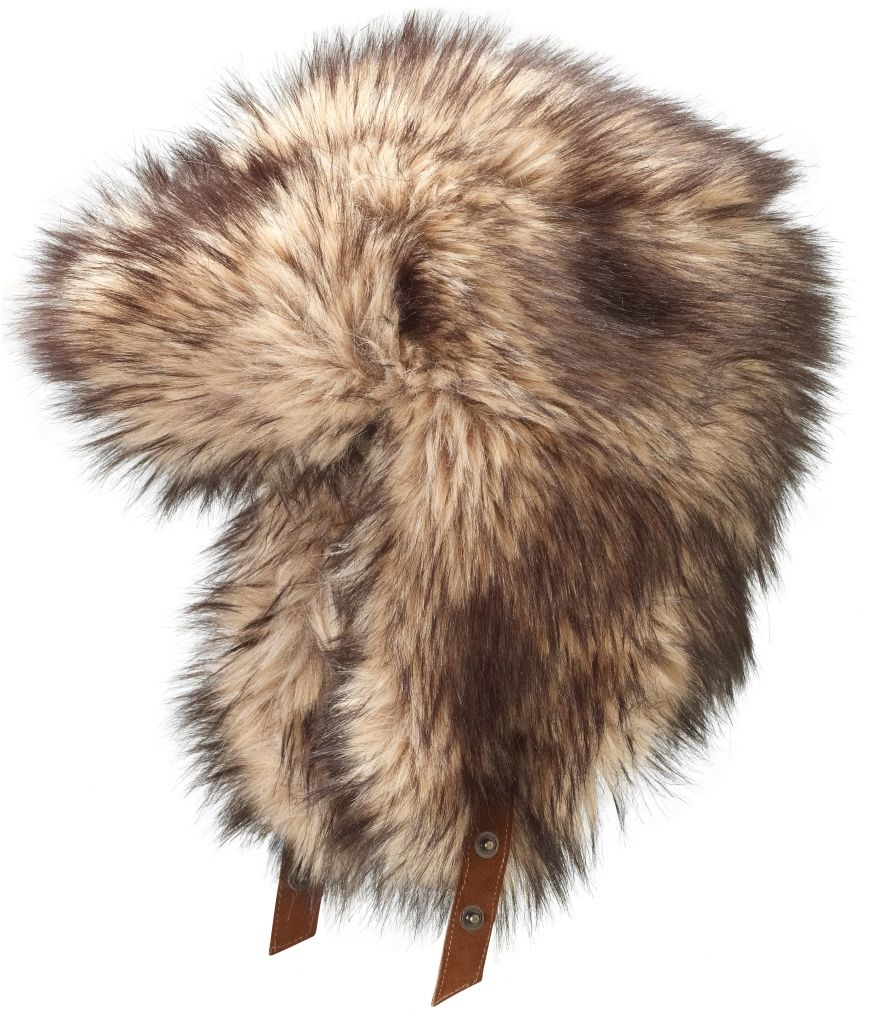 FjallRaven Fur on Fur Heater Beige-30