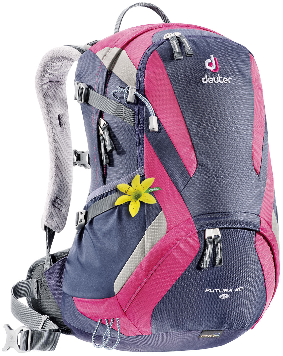 Deuter Futura 20 SL blueberry-magenta-30
