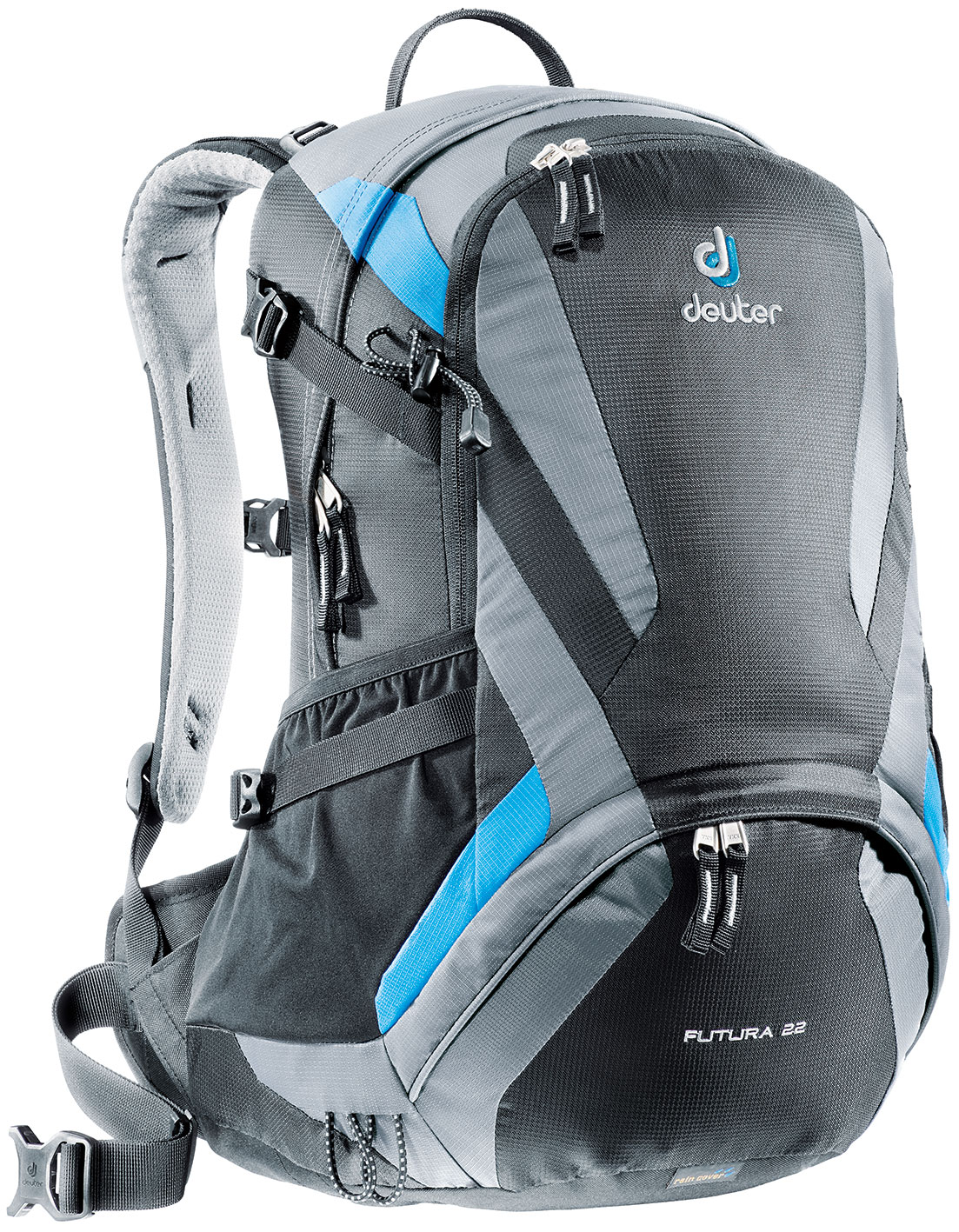Deuter Futura 22 black-titan-30