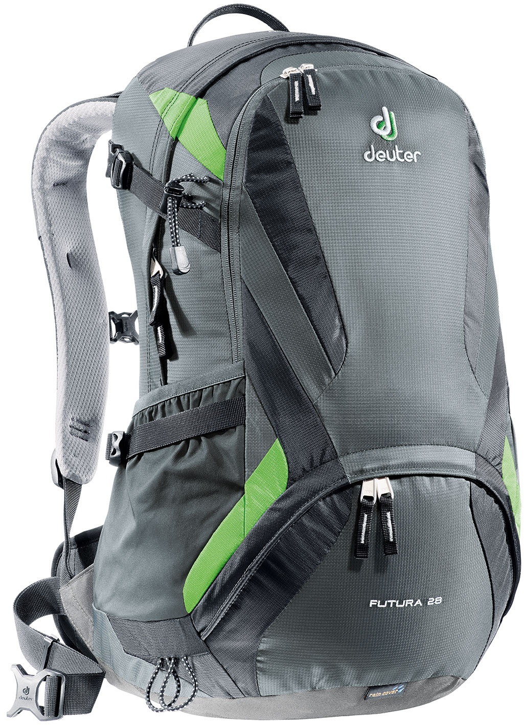 Deuter Futura 28 granite-black-30