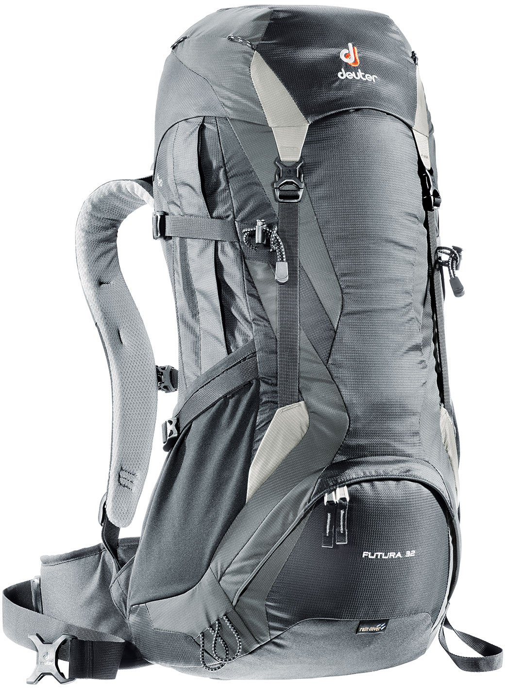 Deuter Futura 32 black-granite-30