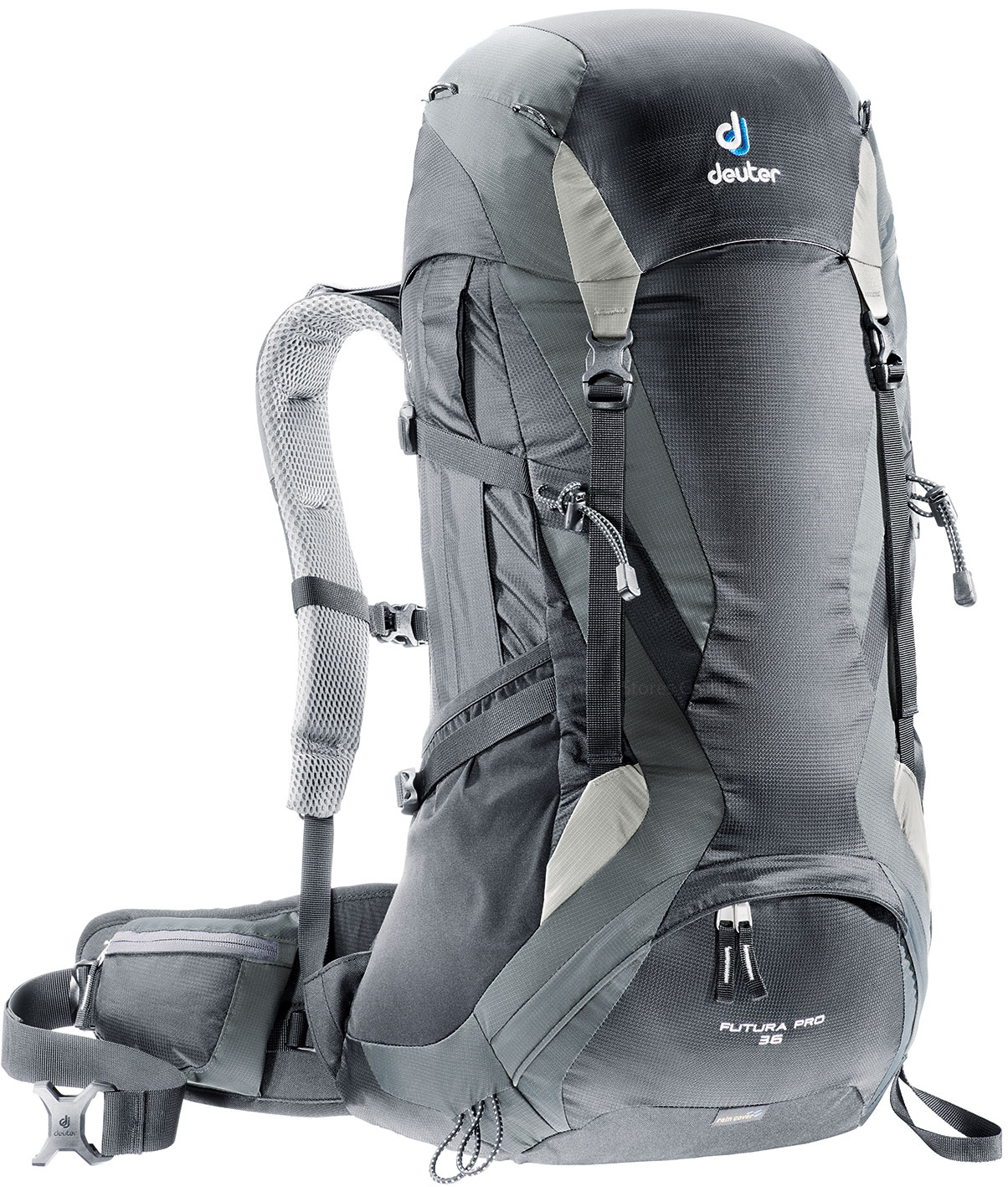 Deuter Futura Pro 36 black-granite-30