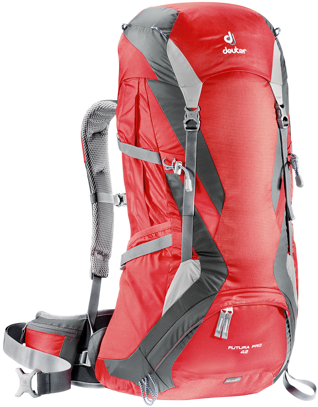 Deuter Futura Pro 42 fire-granite-30