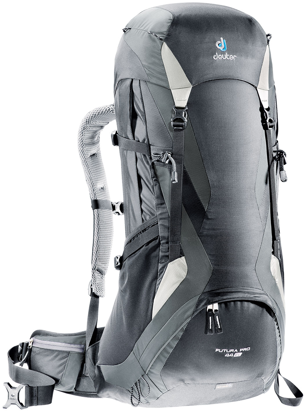 Deuter Futura Pro 44 E Black-granite-30