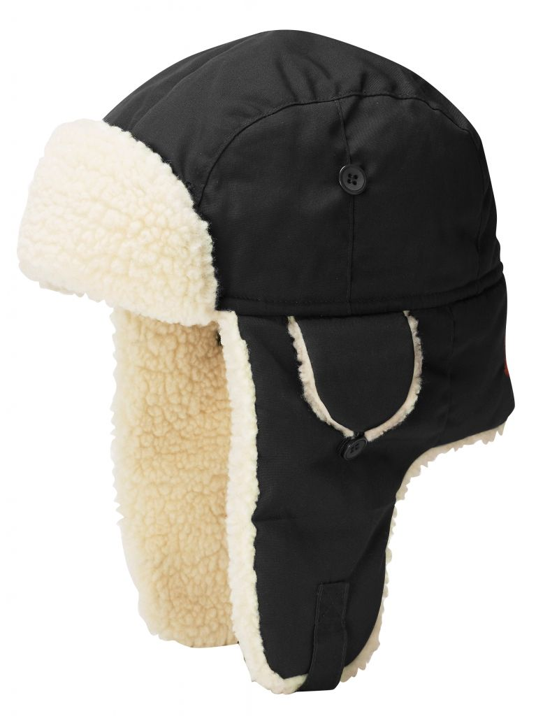 FjallRaven - G-1000 Heater Black - Hats & Caps -