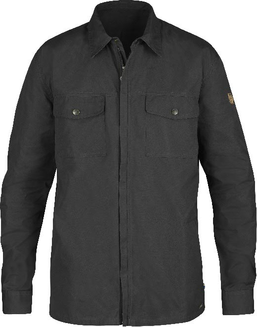 FjallRaven G-1000 Shirt Dark Grey-30
