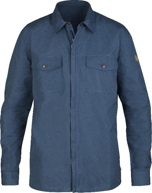 FjallRaven G-1000 Shirt Uncle Blue-30
