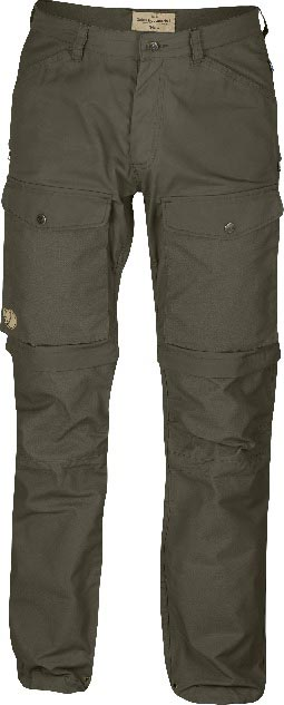 FjallRaven Gaiter Trousers No. 1 Tarmac-30
