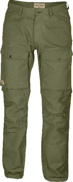 FjallRaven Gaiter Trousers No. 1 Green-30
