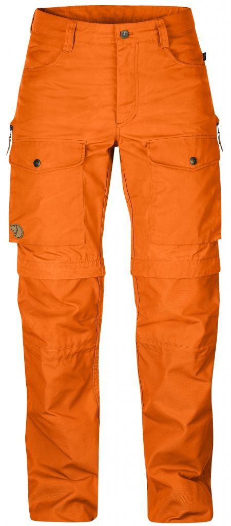 FjallRaven Gaiter Trousers No.1 W Burnt Orange-30