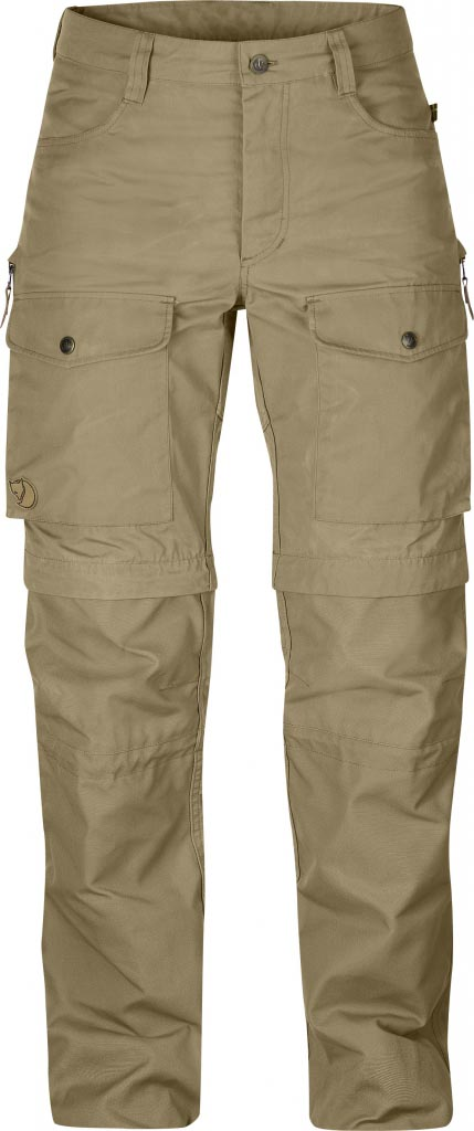FjallRaven Gaiter Trousers No.1 W Sand-30