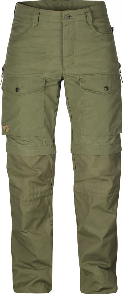 FjallRaven Gaiter Trousers No.1 W Green-30