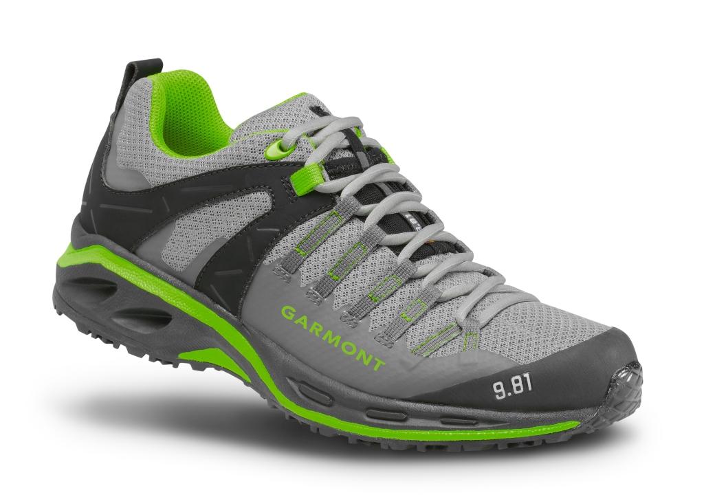 Garmont 9.81 Speed II Black/Green-30