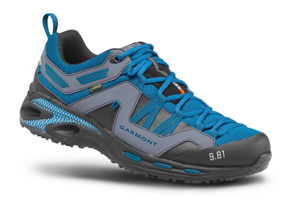 Garmont 9.81 Trail Pro II Blue/Silver-30