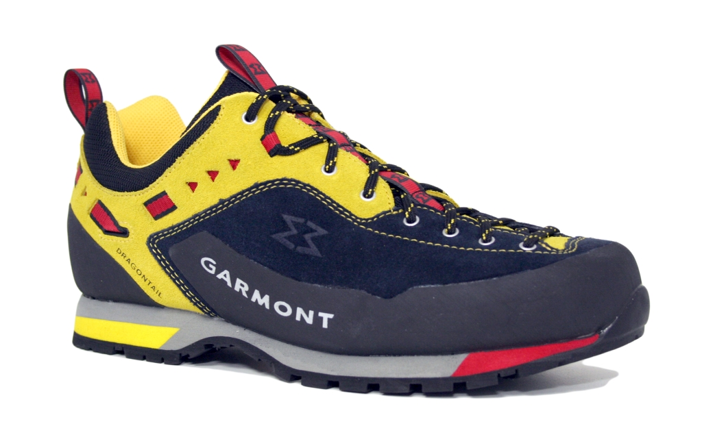 Garmont Dragontail LT Yellow/Anthracite-30
