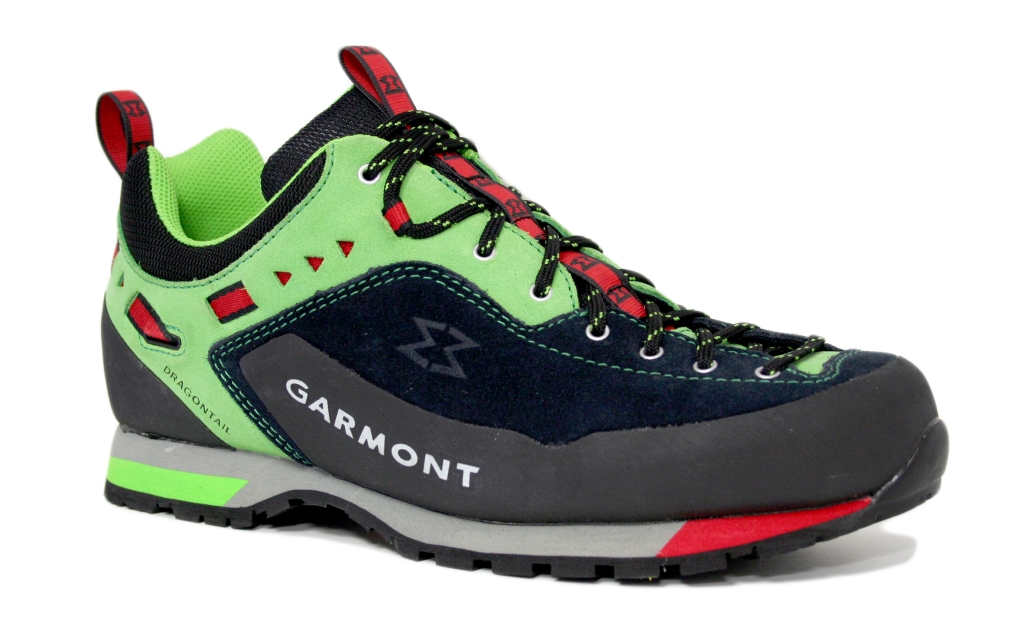 Garmont Dragontail LT Anthracite/Green-30