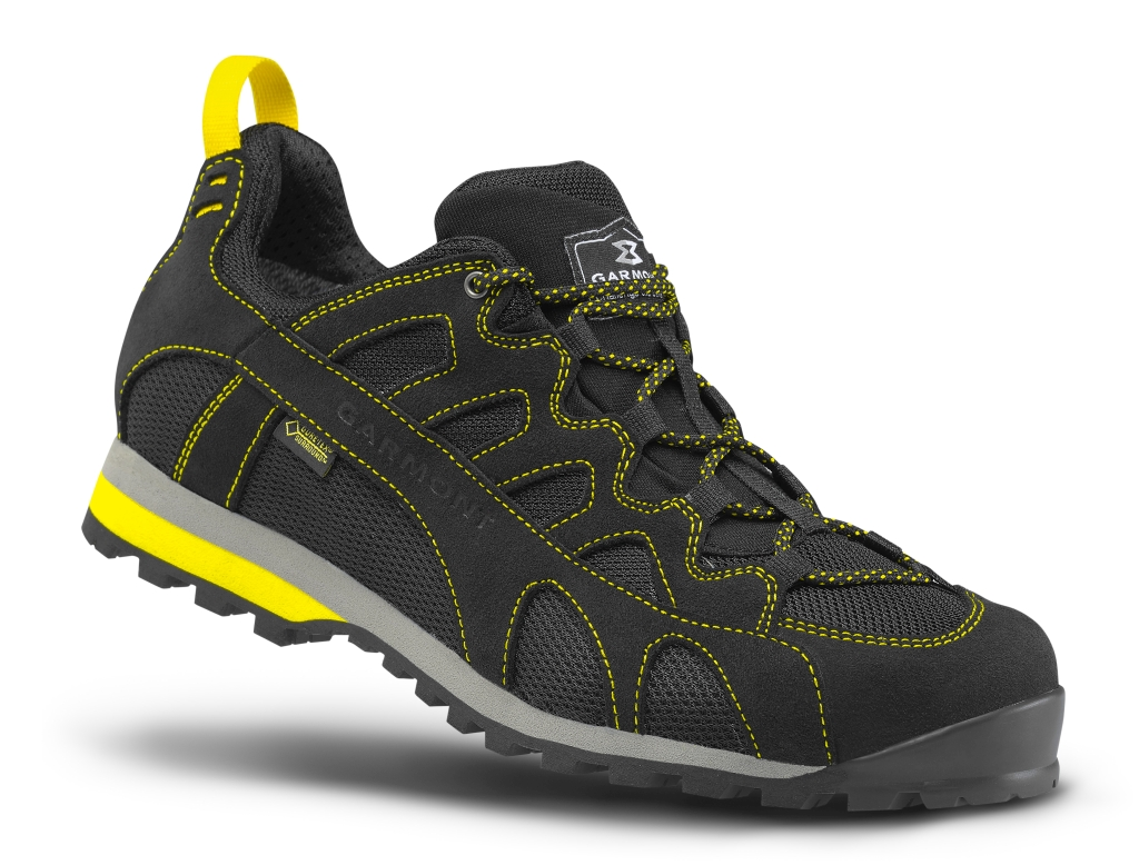 Garmont Mystic Flow GTX Surround Black/Yellow-30