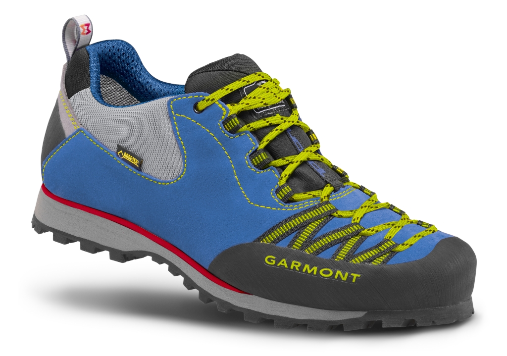 Garmont Mystic Low GTX Cobalto/Ciment-30